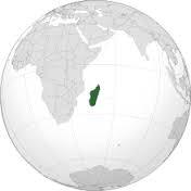 localisation Madagascar